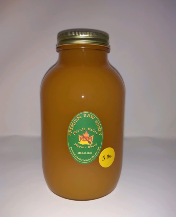 Premium Raw Honey